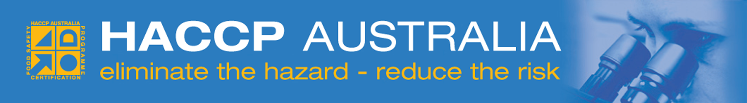 Online Training – HACCP Australia